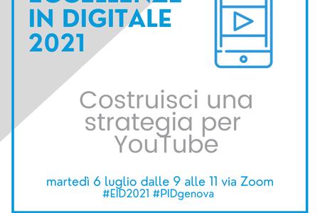 6 luglio - 12° seminario Eccellenze in Digitale 2021