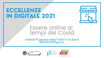 19 gennaio - 1° seminario Eccellenze in Digitale 2021