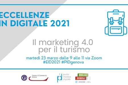 23 marzo - 6° seminario Eccellenze in Digitale 2021