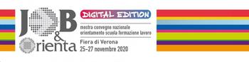 25 - 27 novembre - JOB&Orienta 2020 Digital Edition