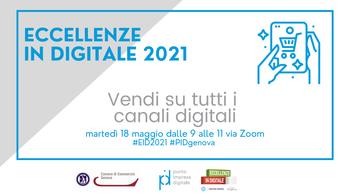 18 maggio - 9° seminario Eccellenze in Digitale 2021