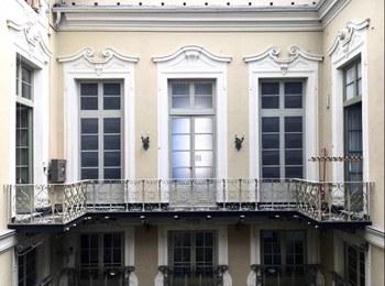 Le visite a Palazzo Tobia Pallavicino sono sospese