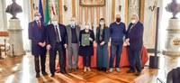 25 febbraio 2021 - Rinnovata l'intesa per la conservazione e la valorizzazione delle botteghe storiche