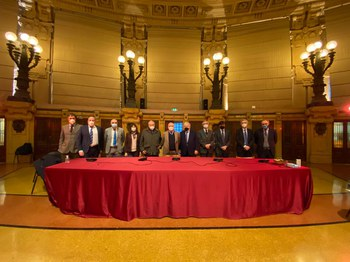 8 febbraio - Eletta la nuova Giunta della Camera di Commercio