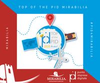 21 giugno 2021 - Premiazione Top of the PID Mirabilia 2020. La genovese TNN si aggiudica il 2° premio