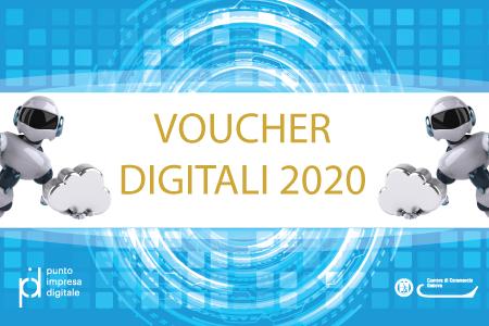 Fino al 15 settembre - nuovi Voucher Digitali 2020