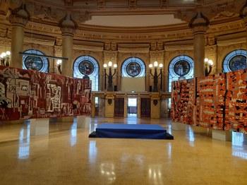 """Fino al 2 ottobre - Visita la mostra """"Visioni e bellezza sulle rotte transoceaniche"""" nel Palazzo della Borsa"""