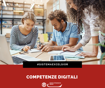 Excelsior - Competenze digitali richieste dalle imprese