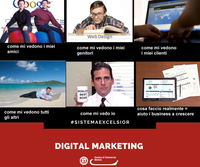Excelsior - Investimenti in digital marketing