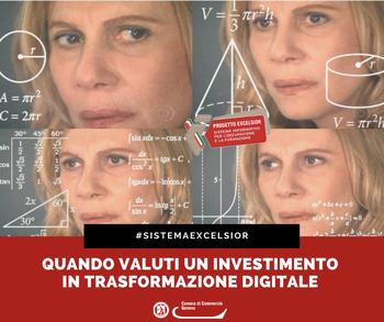 Excelsior - Raddoppiano a Genova gli investimenti in innovazione organizzativa