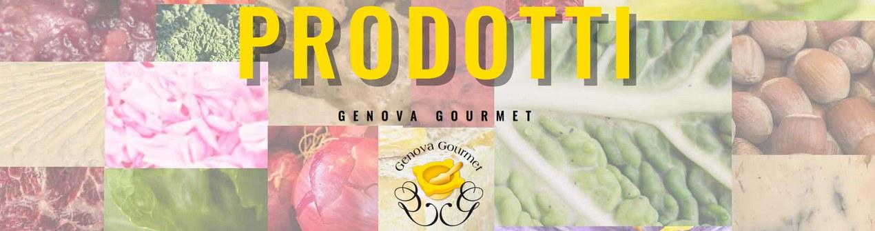 I prodotti Genova Gourmet